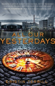 All Our Yesterdays Cover website