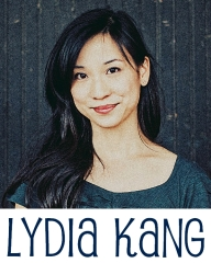 lydia kang author page