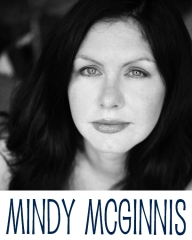 mindy mcginnis author page