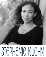 stephanie kuehn author page