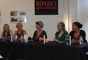 Kepler's bookstore panel 3